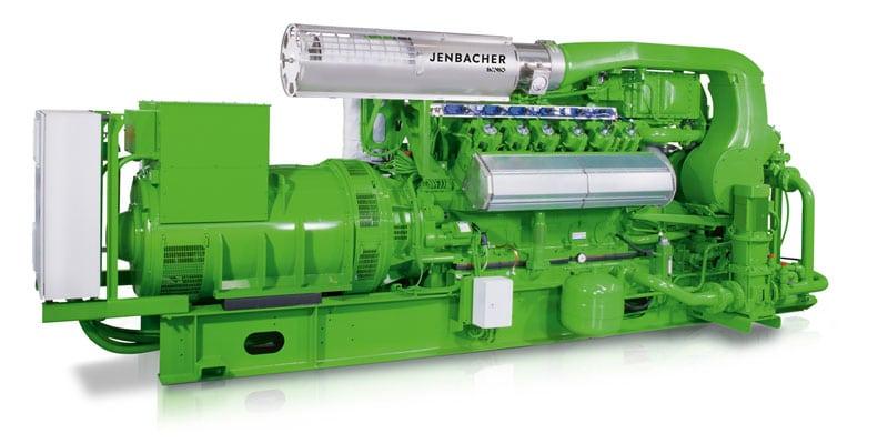 Jenbacher J 412