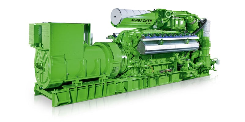 Jenbacher J 420