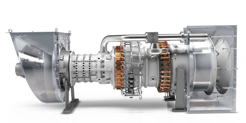 Газовая турбина NovaLT12