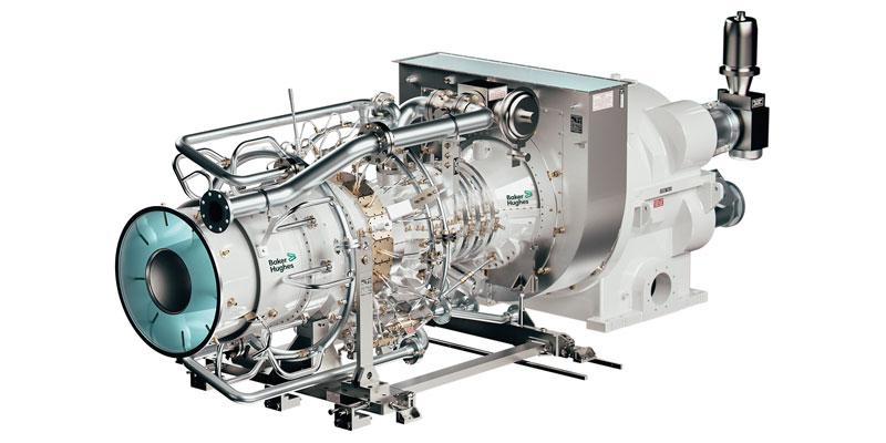 Газовая турбина NovaLT5