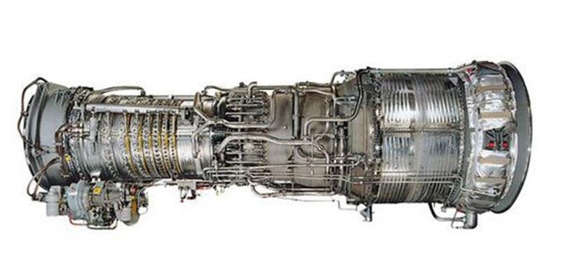 Газовая турбина авиационного типа PGT25+/LM2500+G5