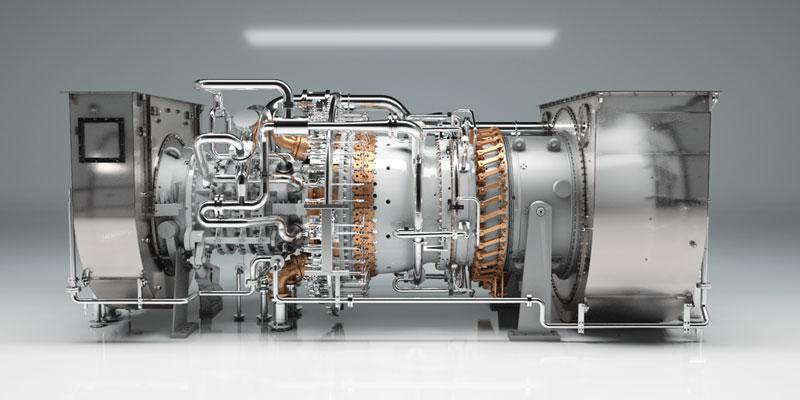 Газовая турбина NovaLT16