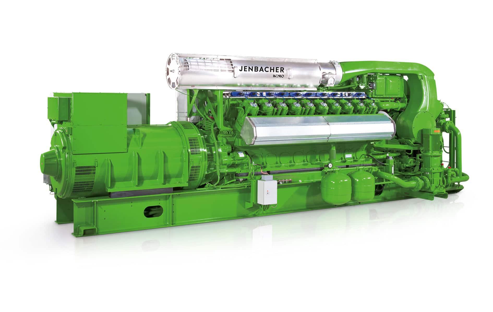 INNIO Jenbacher equipment